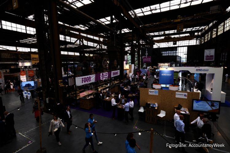 HANDEN UIT DE MOUWEN OP ACCOUNTANCY EXPO 2018